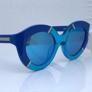 KAREN WALKER Women Sunglasses Poolside Flowerpatch